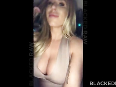 Spoiled wife fucks a BBC and calls her hubby during it