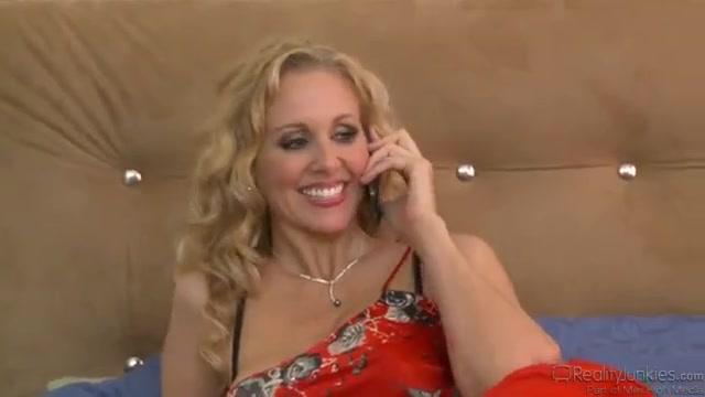 Big titted blonde Julia Ann rough interracial cuckold