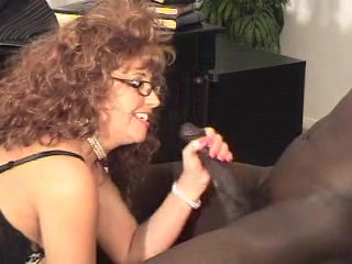 Beautiful mature wife in glasses bbc doggystyle